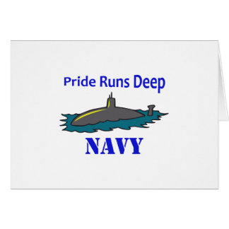 PRIDE RUNS DEEP CARD