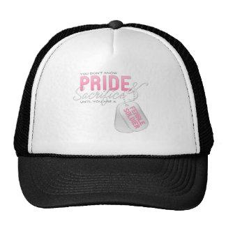 Pride & Sacrifice - Female Soldier Hats