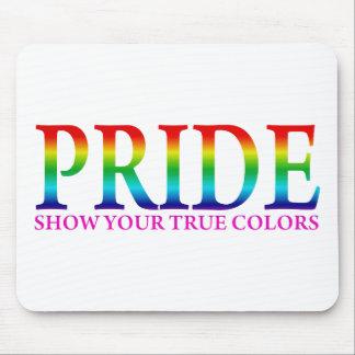 Pride - Show Your True Colors Mouse Pad