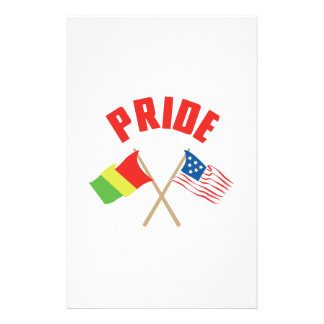 Pride Stationery Design