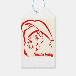 Pride store Santa Baby Gift Tags