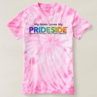 PRIDESIDE® Cyclone Tie-Dye Tee