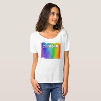 PRIDESIDE® Prism Bella+Canvas Slouchy Tee