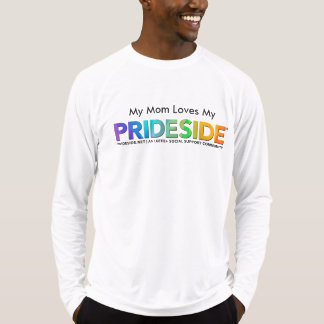 PRIDESIDE® Sport-Tek Fitted Long Sleeve Tee