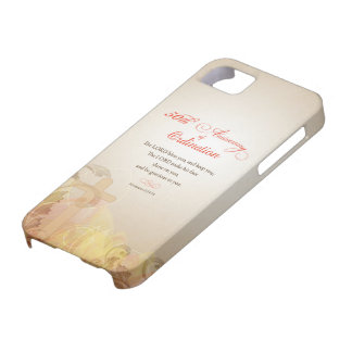 Priest, 50th Anniversary of Ordination Blessing iPhone 5 Cases