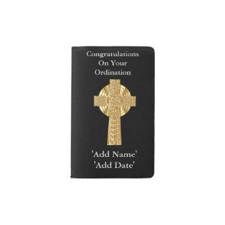 Priest Anniversary 15th 20th 25th 30th 40th 50th Pocket Moleskine Notebook