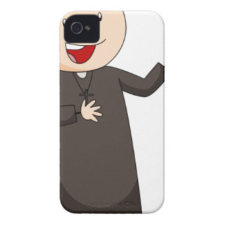 Priest iPhone 4 Case-Mate Cases