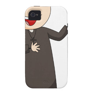 Priest iPhone 4 Cover