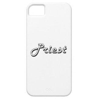 Priest Classic Job Design iPhone 5 Cases