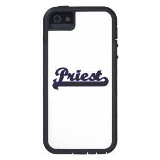 Priest Classic Job Design Tough Xtreme iPhone 5 Case