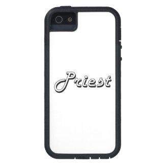 Priest Classic Job Design iPhone 5 Case
