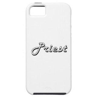 Priest Classic Job Design Case For The iPhone 5