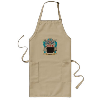 Priest Coat of Arms - Family Crest Apron