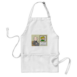 priest confessional video games standard apron