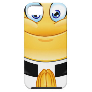 priest emoji case for the iPhone 5