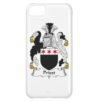 Priest Family Crest Cover For iPhone 5C