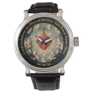 Priest Gift Ordination Anniversary Thank You Xmas Watch