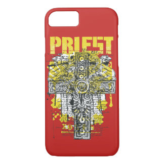 Priest Glossy Phone Case