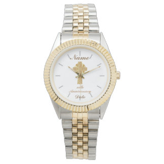 Priest Golden Jubilee 50th Commemorative Watch