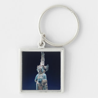 Priest in ceremonial robes, Isle of Jaina Keychain