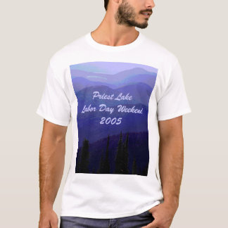 Priest Lake T-Shirt