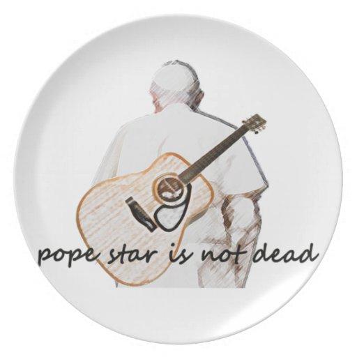 priest star dinner plates