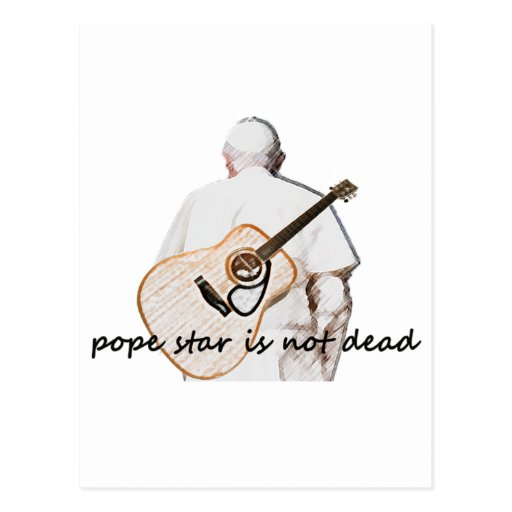 priest star post cards