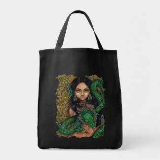 Priestess of Quetzalcoatl Bag aztec dragon mayan
