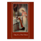 Priesthood Anniversary Priest Ordination Jesus Card