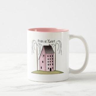 Prim at Heart-Coffee Mug