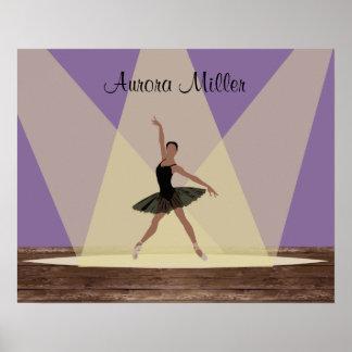 Prima Ballerina Poster