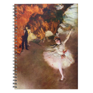 Prima Ballerina, Rosita Mauri by Edgar Degas Notebooks