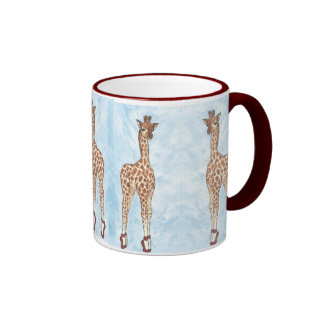 Prima Donna Giraffe Mug