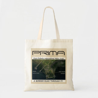 PRIMA POINT ROBERTS INTERNATIONAL METRO AREA TOTE BAG