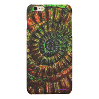 "Primalbeasts ""Ammonite Iris"" iPhone 6/6S+ Case"