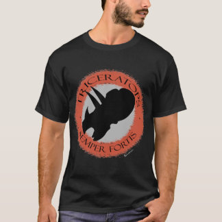 "PRIMALBEASTS ""Triceratops Semper Fortis"" T-Shirt"