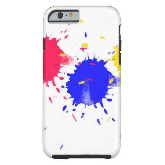 Primary Colors Splash Tough iPhone 6 Case