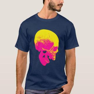 Primary colours skull T-Shirt
