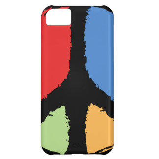 Primary Peace Cover For iPhone 5C