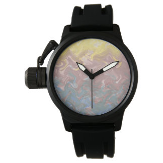 Primary Ti-Dye Wrist Watches