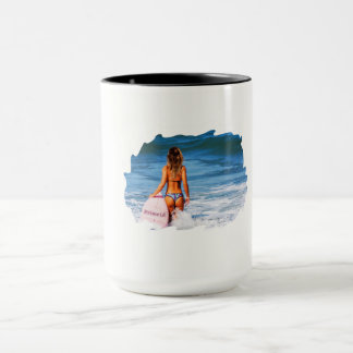 Prime LA California Living - Surf's Up Mug