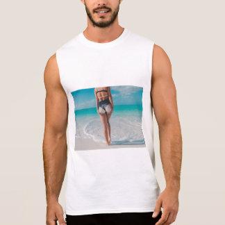 Prime LA It's A California Tattoo Life Sleeveless Shirt