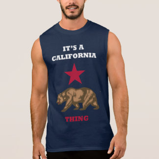 Prime LA It's A California Thing Sleeveless Tank