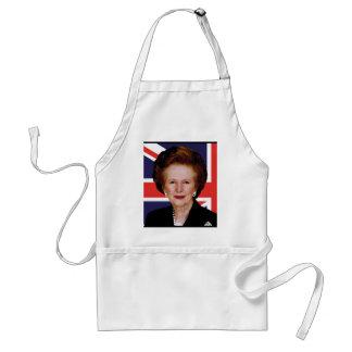 Prime Minister Margaret Thatcher Standard Apron