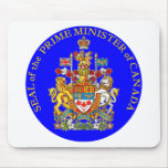 Prime Minister of Canada Mouse Pad