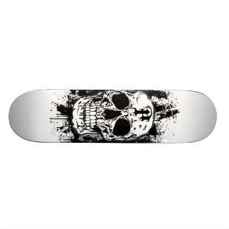 Primercharge Skull Skate Board Deck