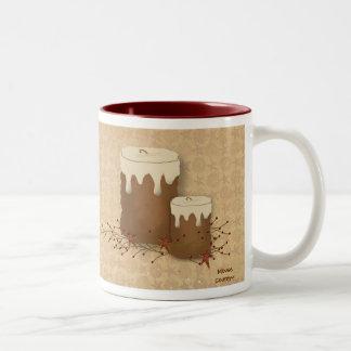 Primitive Candles Mug