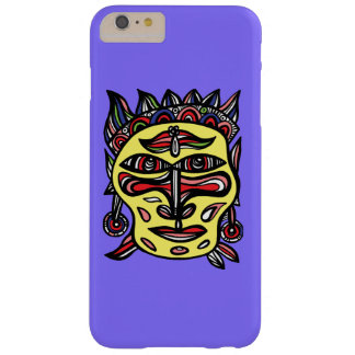 """Primitive Mask"" Apple/Samsung Case"