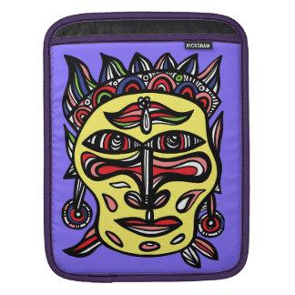 """Primitive Mask"" Ipad Soft Case"