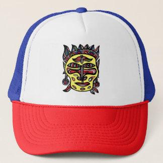 """Primitive Mask"" Trucker Hat"